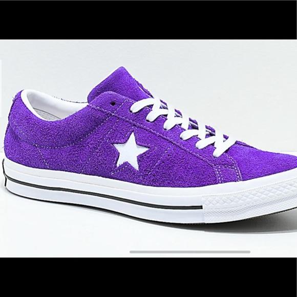Court Purple Suede Skate Shoes   Poshmark